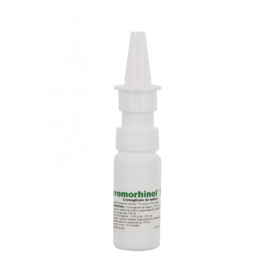 Cromorhinol 2 % nasale 15 ml